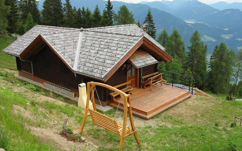 Haus Seeblick - Emberger Alm